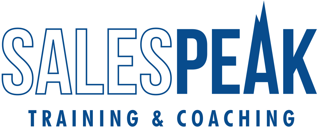 Logo SalesPeak training en coaching